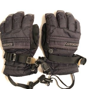 Scott Kids Ski Gloves Size S